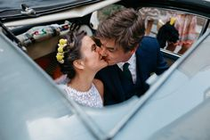 Laura + Tim | Mariages Cools Mariage | Queen For A Day - Blog mariage