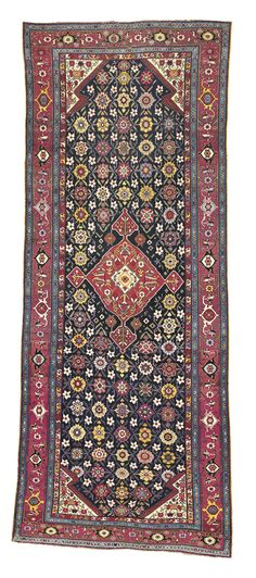 A Karabagh gallery carpet, South Caucasus late 19th century | Lot | Sotheby's