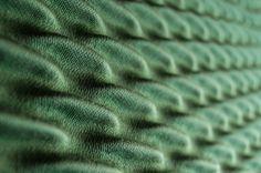 Le design textile expérimental d'Aleksandra Gaca | Promostyl Blog