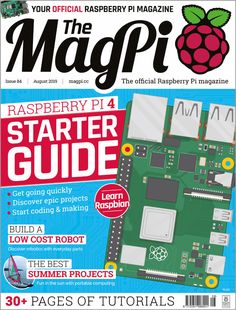 Hydroponic gardening with a Raspberry Pi - The MagPi MagazineThe MagPi Magazine Science Projects, Fun Projects, Raspberry Pi Foundation, Start Coding, Make Your Own Game, New Operating System, Raspberry Pi Projects, Thermal Printer, Learn To Code