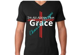 All about that grace shirt. Can be customized in colors and shirt type.