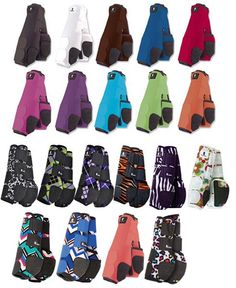 Classic Equine Legacy Sport Boots (I would like them all please!!)