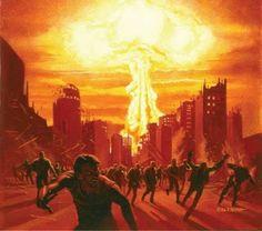 TECH INFINITY: NUCLEAR WAR IN ANCIENT INDIAIs man on the thresh...