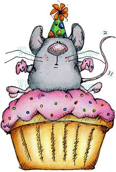 Cupcake Mouse