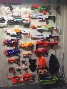 Here's how to build an easy Nerf gun battle wall for under $100! | boy