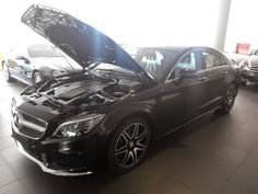 2015 New Mercedes Benz CLS 400 AMG Dynamic