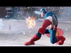 Disney Infinity: Marvel Super Heroes The Avengers Trailer - YouTube