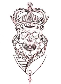 56 pages of Tattoo Sketches, paintings and more by Bob Spier. All images in this book are under copyright and can not be reproduced or sold as your own. Skull Tattoo Design, Tattoo Design Drawings, Tattoo Sketches, Tattoo Designs, Skull Rose Tattoos, Leg Tattoos, Sleeve Tattoos, Tattoo Outline Drawing, Catrina Tattoo