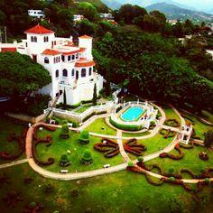 Castillo Serrallés in Ponce Puerto Rico.Un lugar precioso para visitar!