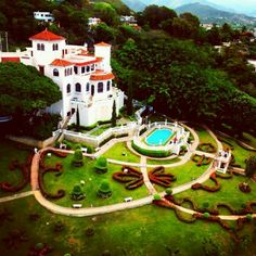 Castillo Serrallés in Ponce Puerto Rico