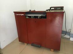 Second Hand SPACCAPELLI SPLITTING MACHINE CAMOGA (CN 403/ 412/420/ 520 /620)