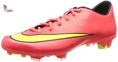 wholesale dealer 06344 dbb1d Nike Mercurial Victory V Fg, Chaussures de football homme, Hyper  Punch Metallic Gold
