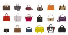 An iconic handbag has the power to transform and elevate even the simplest of outfits. Here are 30 of our favorite It Bags! Bago, Baguette, Bag Storage, Fashion Dresses, Accessories, Fashion Show Dresses, Trendy Dresses, Stylish Dresses, Dressy Dresses