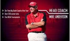 Head Coach Mike Anderson: the most successful coach in the history of Radford University athletics, is in his 18th season as leader of the men's tennis program. Check him out here on RU Athletics Website!