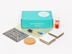 Have you tried Darby Smart? It's a cool mail-order craft kit -- new project debut every three days.