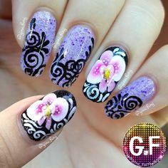 Instagram photo by gina_fang #nail #nails #nailart