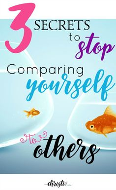 Do you struggle with comparing yourself to others? Comparison is the thief of joy. Here are a few secrets to stop comparing yourself to others and embrace the story God is weaving in your own life. Christian encouragement quotes, words of encouragement, Christian faith, Christian living, motivational quotes, inspiration from Scripture. via @ChristiLGee