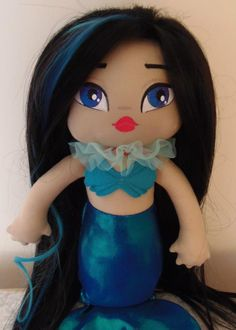 Doll Clothes, Disney Characters, Fictional Characters, Snow White, Hand Painted, Dolls, Disney Princess, Handmade, Art