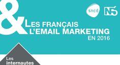 Infographie : Les Français et l'#Email #Marketing en 2016 !