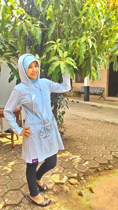 """Foto-foto Nimas Masrullail Miftahuddini Ashar; Pondok Benda Indah, Surabaya, Jawa Timur. Peserta Lomba Foto Mutif 2015 Kategori """"Mutif Fotogenic Contest"""" #MutifFotogenicContest #BusanaMuslim #Fashion #FashionMuslim #ModelMutif #FotoModel #MuslimInspiratif #LombaFoto #MuslimahIndonesia"""