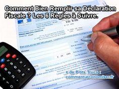 Pour ne pas se tromper en remplissant sa déclaration d'impôts sur le revenu et éviter les mauvaises surprises, nous avons listé pour vous les 6 points à ne pas oublier et les principales erreurs à éviter.  Découvrez l'astuce ici : http://www.comment-economiser.fr/remplir-declaration-fiscale.html?utm_content=buffer6df21&utm_medium=social&utm_source=pinterest.com&utm_campaign=buffer