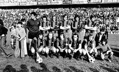 Equipos de fútbol: BARCELONA: 10 fotos desde la temporada 1952-53 hasta la 1974-75