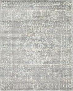 Silver 8' x 10' Heritage Rug | Area Rugs | eSaleRugs