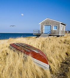 Chatham, Cape Cod, Massachusetts  (by Chris Seufert)