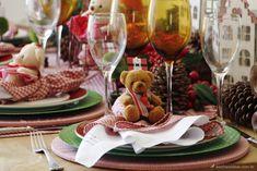 mesas de natal we share ideas, mesa posta, como colocar a mesa, decoração natal, crianças e adultos, christmas decor