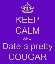 1000+ images about Cougars on Pinterest | Cougar town ...