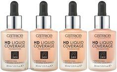 Catrice HD Liquid Coverage Płynny Podkład do Twarzy 010 Light Beige 30ml - od 23,99 zł, porównanie cen w 21 sklepach. Zobacz inne Podkłady i bazy, najtańsze i najlepsze oferty, opinie.