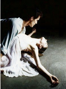 Kathryn Morgan & Seth Orza in NYC Ballet's Romeo and Juliet