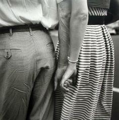 Photo: Vivian Maier, 1954 (Howard Greenberg Gallery New York).