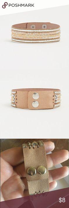Torrid Beaded Wrap Cuff Bracelet Brand new torrid Jewelry Bracelets