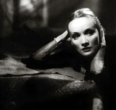 """Marlene Dietrich"" 