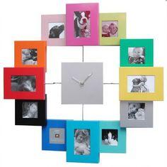 Karlsson DIY Cubic Wall Clock Wall clocks Clocks and Walls