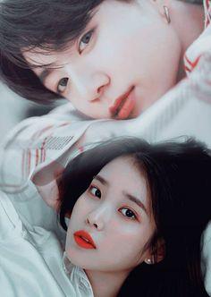 Kpop Couples, Cute Anime Couples, Ff Bts, Bts Imagine, Bts Bangtan Boy, Cute Art, True Love, Ulzzang, Korean