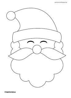 Christmas Ornament Template, Christmas Templates, Felt Christmas Ornaments, Christmas Decorations, Christmas Arts And Crafts, Christmas Colors, Kids Christmas, Holiday Crafts, Christmas Embroidery Patterns