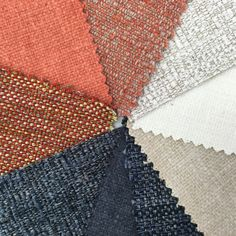 Cuttings circle Mood Colors, Vibrant Colors, Warwick Fabrics, Colour Schemes, Color Inspiration, Blanket, Crochet, Cuttings, Office Spaces