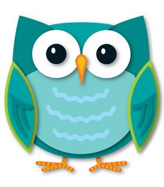 owl cartoon colorful owls in pretty tree clip art colorful owls rh pinterest com