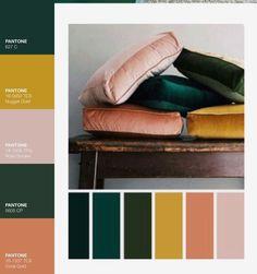 color palette inspiration wedding color palette v&; color palette inspiration wedding color palette v&; Pantone, Bedroom Colors, Bedroom Green, Jewel Tone Bedroom, Bedroom Color Palettes, Yellow Bedrooms, Pink Bedroom Walls, Teal Bedroom Decor, Rustic Color Palettes