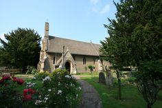 Holy Trinity Church: Exterior