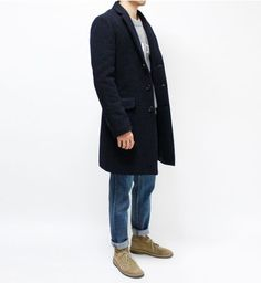Whether you want to upgrade your casual style or your more classy / business oriented style, a long coat or as some would call...