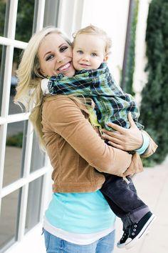 The love of my life-my son Kyson