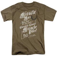 Princess Bride: Miracle Max T-Shirt
