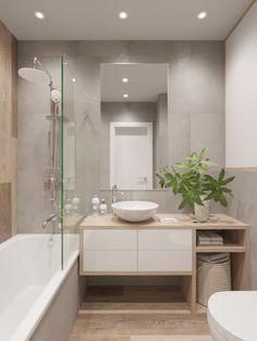 Bathroom Vanity Designs, Bathroom Design Luxury, Bathroom Layout, Modern Bathroom Design, Bathroom Renos, Bathroom Renovations, Bathroom Furniture, Small Bathroom, Bad Inspiration