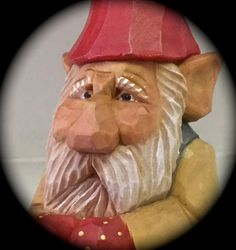 Enoch The 200 year old gnome by cjsolberg on Etsy