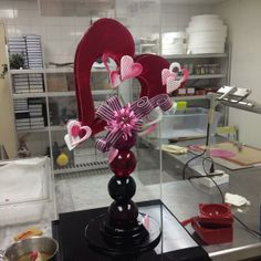 @Lana2304 - First sugar showpiece in a year! Not bad for a 23yr old! #FeedYourEyes May/June