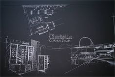 Chalk board - Exhibitor Magazine: Euroshop 2011 Coverage