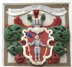 Rastenberger Wappen am Rathaus